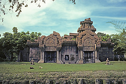 Bengal Tiger House