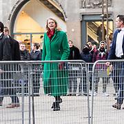NLD/Amsterdam/20190115 - Koninklijke nieuwjaarsontvangst Nederlandse genodigden, Pauline Krikke