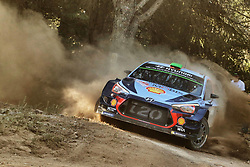 June 10, 2017 - France - Khalid Al Qassimi (ARE) Ð Chris Patterson (GBR) - Citroen DS3 WRC (Credit Image: © Panoramic via ZUMA Press)