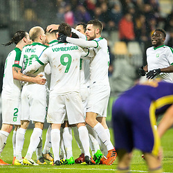 20171129: SLO, Football - Slovenian Cup 2017/18, Quarterfinals, NK Maribor vs NK Olimpija