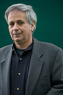 Israeli historian Ilan Pappe pictured at the Edinburgh International Book Festival where he talked his published work on Palestine and israel. The three-week event is the world's biggest literary festival and is held during the annual Edinburgh Festival. 2008 was the Book Festival's 25th anniversary and featured talks and presentations by more than 500 authors from around the world.