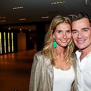 NLD/Amsterdam/20130526 - Toppers in Concert 2013, jeroen van der Boom en partner Dani de Wit