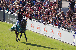 Meyer Janne Friederike (GER) - Cellagon Lambrasco<br /> World Equestrian Festival, CHIO Aachen 2011<br /> © Hippo Foto - Leanjo de Koster