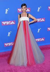 "21 Savage at the 2018 MTV ""VMAs'"" held at Radio City Music Hall on August 20, 2018 in New York City, NY © OConnor / AFF-USA.com. 20 Aug 2018 Pictured: Sofia Carson. Photo credit: MEGA TheMegaAgency.com +1 888 505 6342"