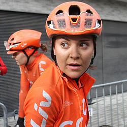 29-02-2020: Wielrennen: Omloop Nieuwsblad: Ninove: Soraya Paladin