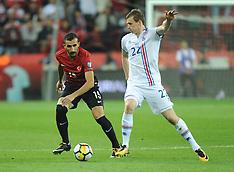 Turkey vs. Iceland - 06 Oct 2017