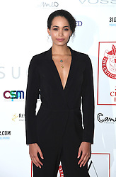 Madeleine Mantock arriving at the London Film Critics Circle Awards 2017, the May Fair Hotel, London.<br /> <br /> Photo credit should read: Doug Peters/EMPICS Entertainment