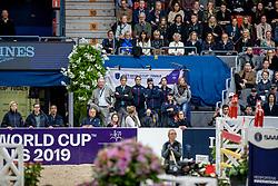 Jobs Eve, USA, Venue d'Fees des Hazalles<br /> LONGINES FEI World Cup™ Finals Gothenburg 2019<br /> © Hippo Foto - Stefan Lafrentz<br /> 04/04/2019