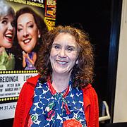 NLD//Amsterdam20160415 - Persdag toneelstuk In de Ban van Broadway, Marisa van Eyle