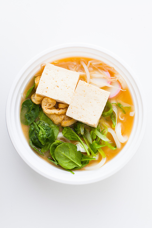 Miso Udon from Ennju ($11.98)