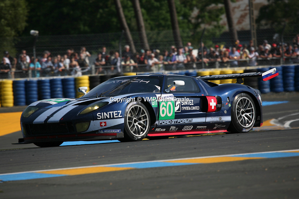 #60 Ford GT - Matech Competition, LMGT1 Le Mans 24H 2010