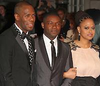 Selma - European Film Premiere, Curzon Mayfair, London UK, 27 January 2015; Colman Domingo; David Oyelowo; Ava Duvernay