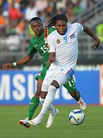 Given Singuluma (ZAM) vs Dieudonne Mbokani Bezua (RDC)