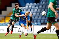Alex Curran. Stockport County FC 0-1 Rochdale FC. Pre Season Friendly. 22.8.20