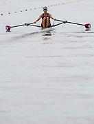 Poznan, POLAND, 21st June 2019, Friday, Morning Heats, USA W1X KOHLER Kara,  FISA World Rowing Cup II, Malta Lake Course, © Peter SPURRIER/Intersport Images,<br /> <br /> 12:01:11