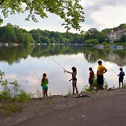 Reston Triathlon and Lakes  Around Reston