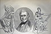 Thomas Babington Macaulay (Lord Macaulay) 1800-1859.  British poet, historian and Whig politician.  Secretary at War 1839-1841 and Paymaster General 1846-1848.