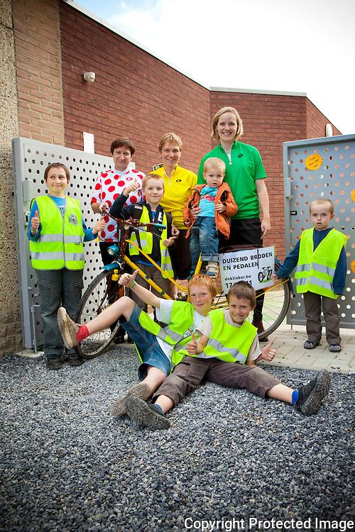 363868-organisatie van fietszoektocht van de Basisschool De Klinker-Torenstraat 62 Rotselaar