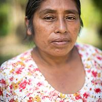 María de Jesús Interiano, indigenous Maya-Chortí leader, Copán, Honduras