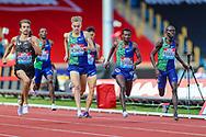 Men's 1500m during the Muller Grand Prix at Alexander Stadium, Birmingham, United Kingdom on 18 August 2019.
