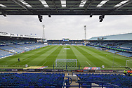 General Stadium View Fratton Park during the EFL Sky Bet League 1 match between Portsmouth and Rochdale at Fratton Park, Portsmouth, England on 13 April 2019.