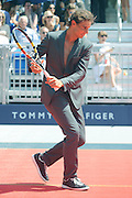 Aug. 25, 2015 - New York, NY, USA - <br /> <br /> Tommy Hilfiger and Rafael Nadal Launch Global Brand Ambassadorship<br /> <br /> Rafael Nadal attending the Tommy Hilfiger and Rafael Nadal Launch Global Brand Ambassadorship at Bryant Park <br /> ©Exclusivepix Media