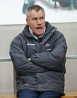 Photo: Lee Earle.<br /> Coventry City v Crystal Palace. Coca Cola Championship. 13/01/2007. Palace manager Peter Taylor.