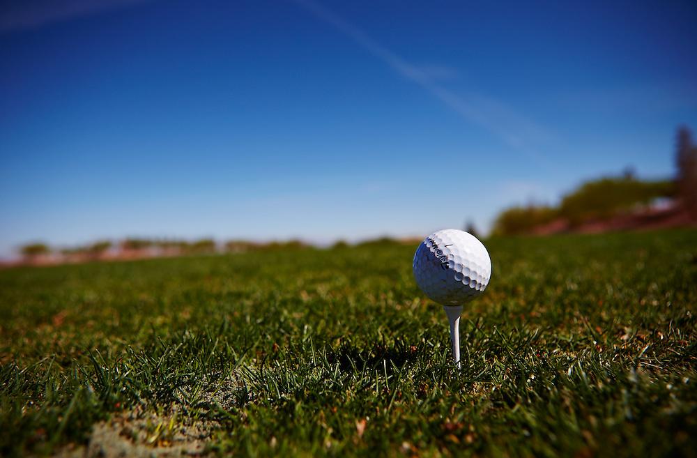 AT&T fun day Rio Secco Golf Club .