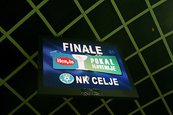 Feature of Celje during football match between NK Celje and NK Maribor in final of Hervis Cup 2011/12, on May 23, 2012 in SRC Stozice, Ljubljana, Slovenia. Maribor defeated Celje after penalty shots and became Slovenian Cup Champion. (Photo by Vid Ponikvar / Sportida.com)