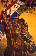 Colombia - Political Poster