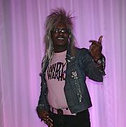 Orlando Hamilton, Laurent Perrier Pop Art Pink party. Suka at Sanderson. Berners St. London. 25 April 2007.  -DO NOT ARCHIVE-© Copyright Photograph by Dafydd Jones. 248 Clapham Rd. London SW9 0PZ. Tel 0207 820 0771. www.dafjones.com.