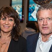 NLD/Amsterdam/20190206- De Waarheid premiere, Renee Fokker en Porgy Fransen