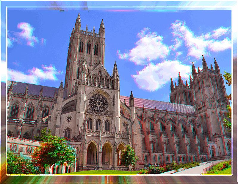 Washington DC National Cathedral