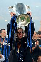 FOOTBALL - UEFA CHAMPIONS LEAGUE 2009/2010 - FINAL - BAYERN MUNCHEN v INTER MILANO - 22/05/2010 - JOSE MOURINHO<br /> PHOTO FRANCK FAUGERE / DPPI