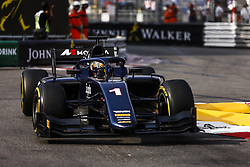 May 26, 2018 - Montecarlo, Monaco - 01 Artem MARKELOV from Russia of RUSSIAN TIME during the Monaco Formula Two - Race 2 Grand Prix at Monaco on 26th of May, 2018 in Montecarlo, Monaco. (Credit Image: © Xavier Bonilla/NurPhoto via ZUMA Press)