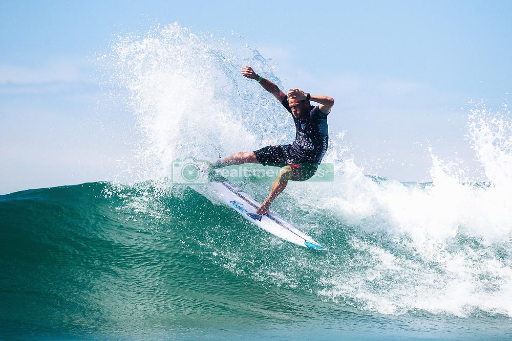 Stuart Kennedy AUS at .the 2019 Vissla Manly Surf Pro at Manly Beach, NSW, Australia.