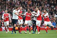 061116 Arsenal v Tottenham