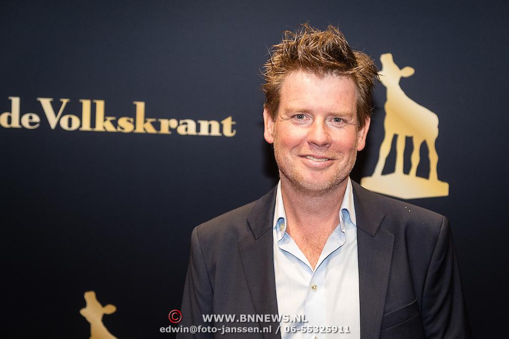 NLD/Utrecht/20160922 - inloop NFF 2016 - première Riphagen, Micha Hulshof
