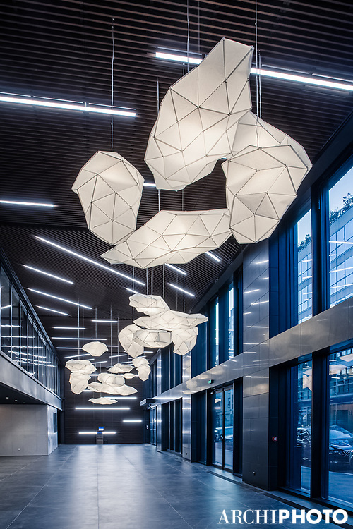 Brenac & Gonzalez & Associés • Office building, Clichy-la-Garenne