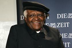 Desmond Tutu wurde der Marion Dönhoff Preis verliehen<br /> Südafrika Südafrikaner anglikanischer Erzbischof Friedensnobelpreisträger