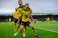 Scunthorpe United v Oxford United 031118
