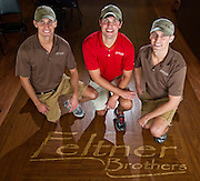 Food photography from Feltner Brothers burgers and Franks in Fayetteville, Arkansas, for a magazine feature.