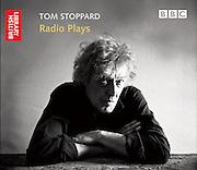 Tom Stoppard Radio Plays - Boxset Cover - BBC | British Library. 2012