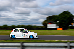 Luke Praoline pictured competing in the ARCA Alfa Romeo Championship. Image captured at Snetterton on July 18, 2020 by 750 Motor Club's photographer Jonathan Elsey
