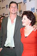 Simon Rex and mom Zoe<br />Scary Movie 3 Premiere in Los Angeles<br />AMC Theatres Avco Cinema<br />Los Angeles, CA, USA <br />Monday, October 20, 2003<br />Photo By Celebrityvibe.com/Photovibe.com