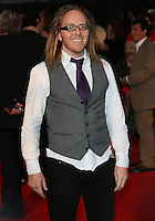 Tim Minchin Tamara Drewe UK Premiere, Odeon Cinema, Leicester Square, London, UK, 06 September 2010: For piQtured Sales contact: Ian@Piqtured.com +44(0)791 626 2580 (Picture by Richard Goldschmidt/Piqtured)