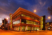 United Way. Raymond S.C. Wan, Architect, Winnipeg, Manitoba, Canada