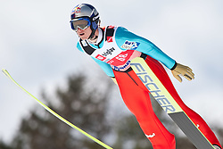 18.03.2010, Triglav, Planica, SLO, FIS SKI Flying World Championships 2010, Qualifikation, im Bild MORGENSTERN Thomas ( AUT, #68 ), EXPA Pictures © 2010, PhotoCredit: EXPA/ J. Groder / SPORTIDA PHOTO AGENCY