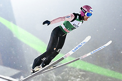 February 8, 2019 - Lahti, Finland - Roman Koudelka participates in FIS Ski Jumping World Cup Large Hill Individual training at Lahti Ski Games in Lahti, Finland on 8 February 2019. (Credit Image: © Antti Yrjonen/NurPhoto via ZUMA Press)