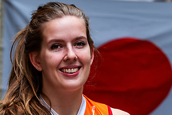 13-10-2018 JPN: World Championship Volleyball Women day 14, Nagoya<br /> Portraits Dutch Volleybal Team - Tessa Polder #20 of Netherlands